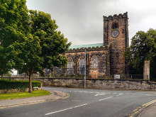 Leyland,St Andrew's Parish Church, Lancashire © David Dixon